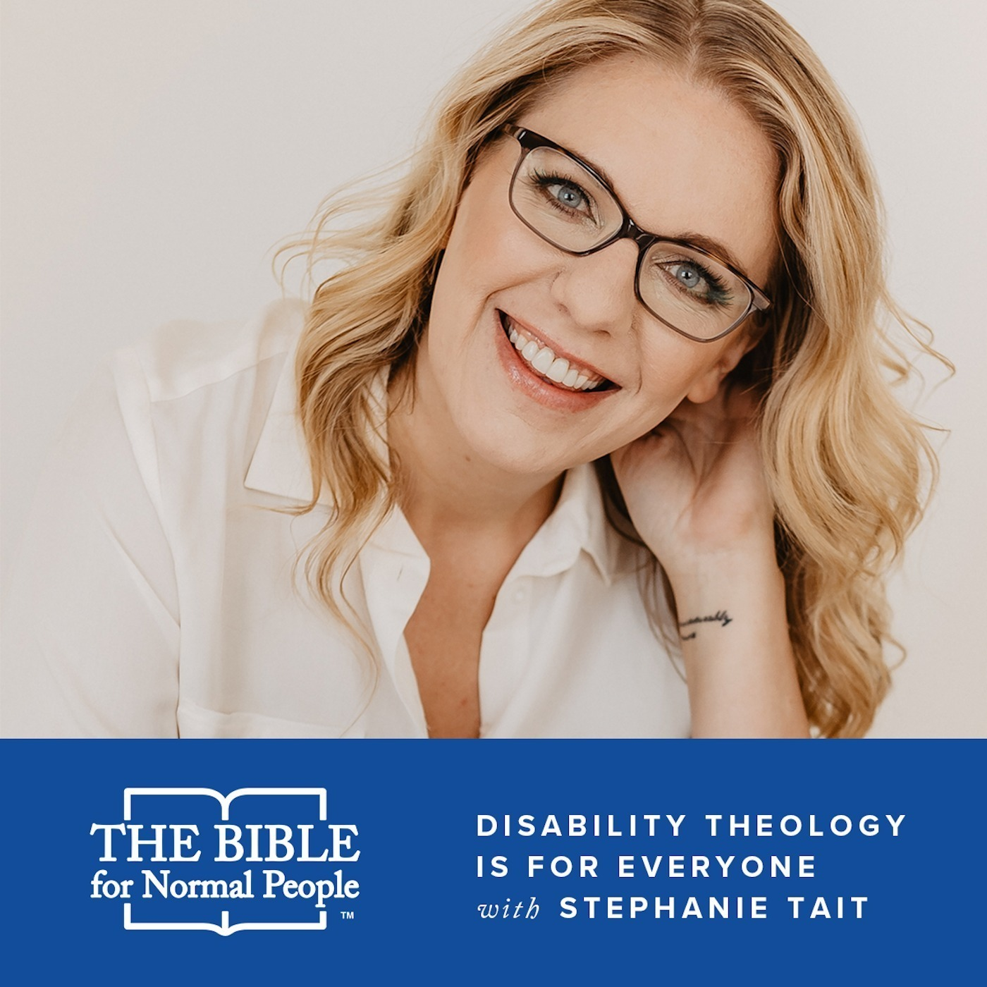 Episode 165: Stephanie Tait - Disability Theology is for Everyone