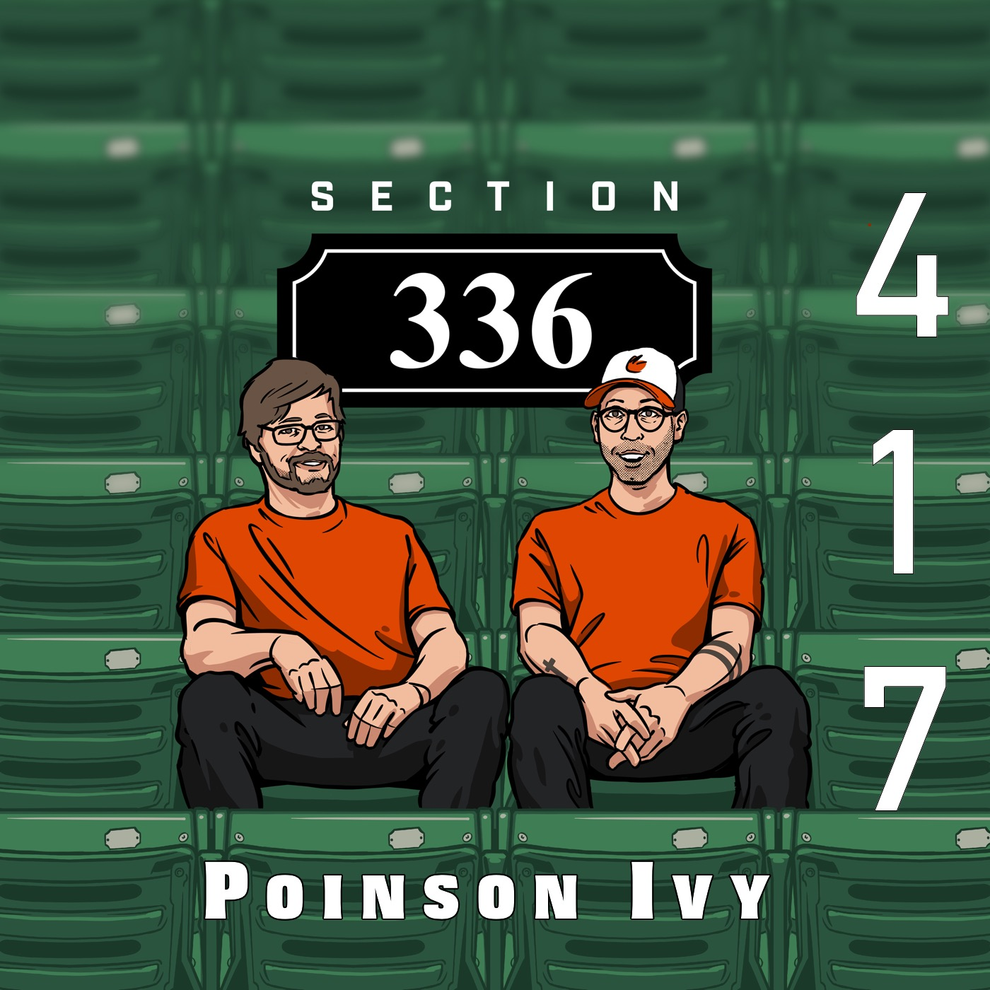 Pod 417 : Poison Ivy