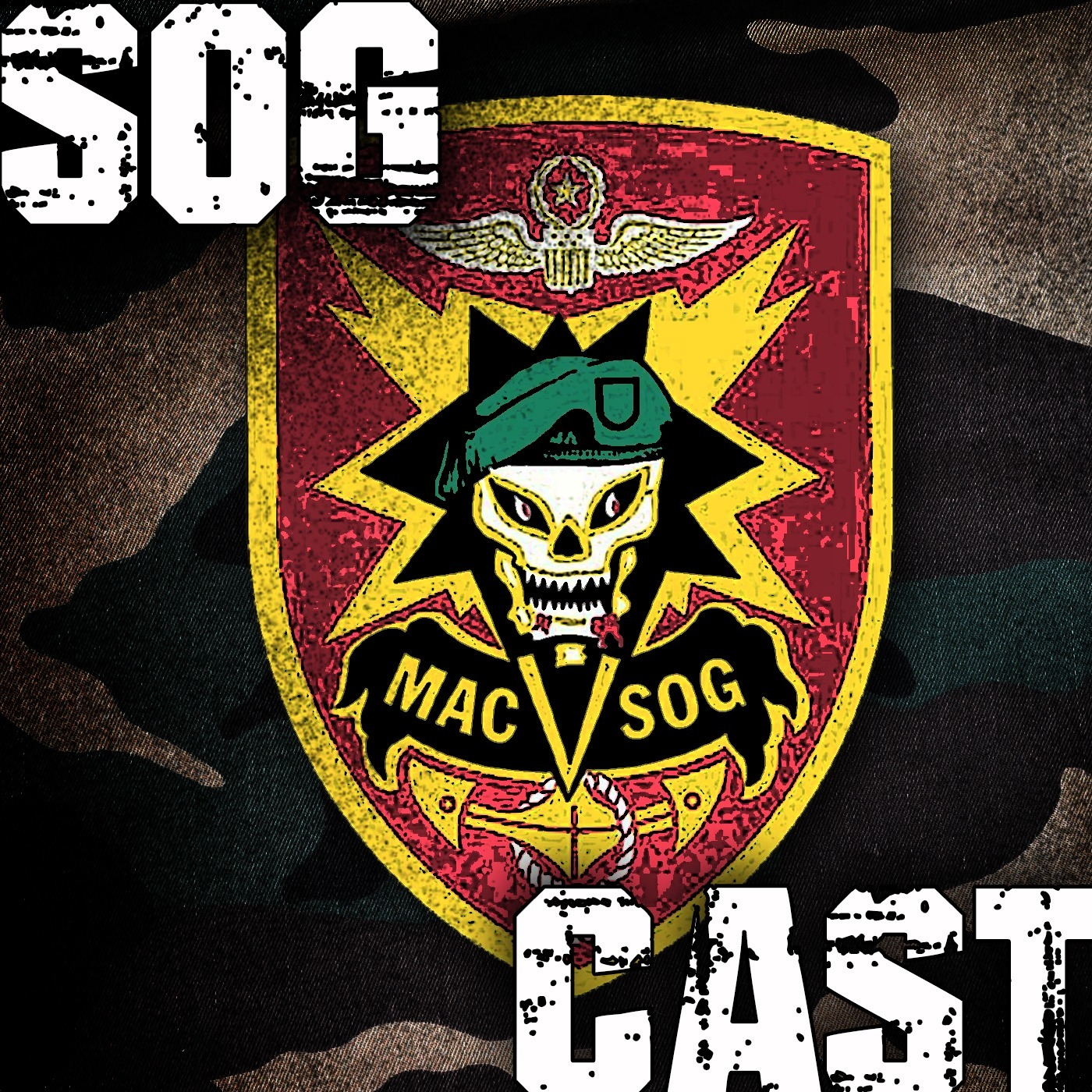 004: Untold Stories. SOG Recon at CCS. With Marcus Whitt