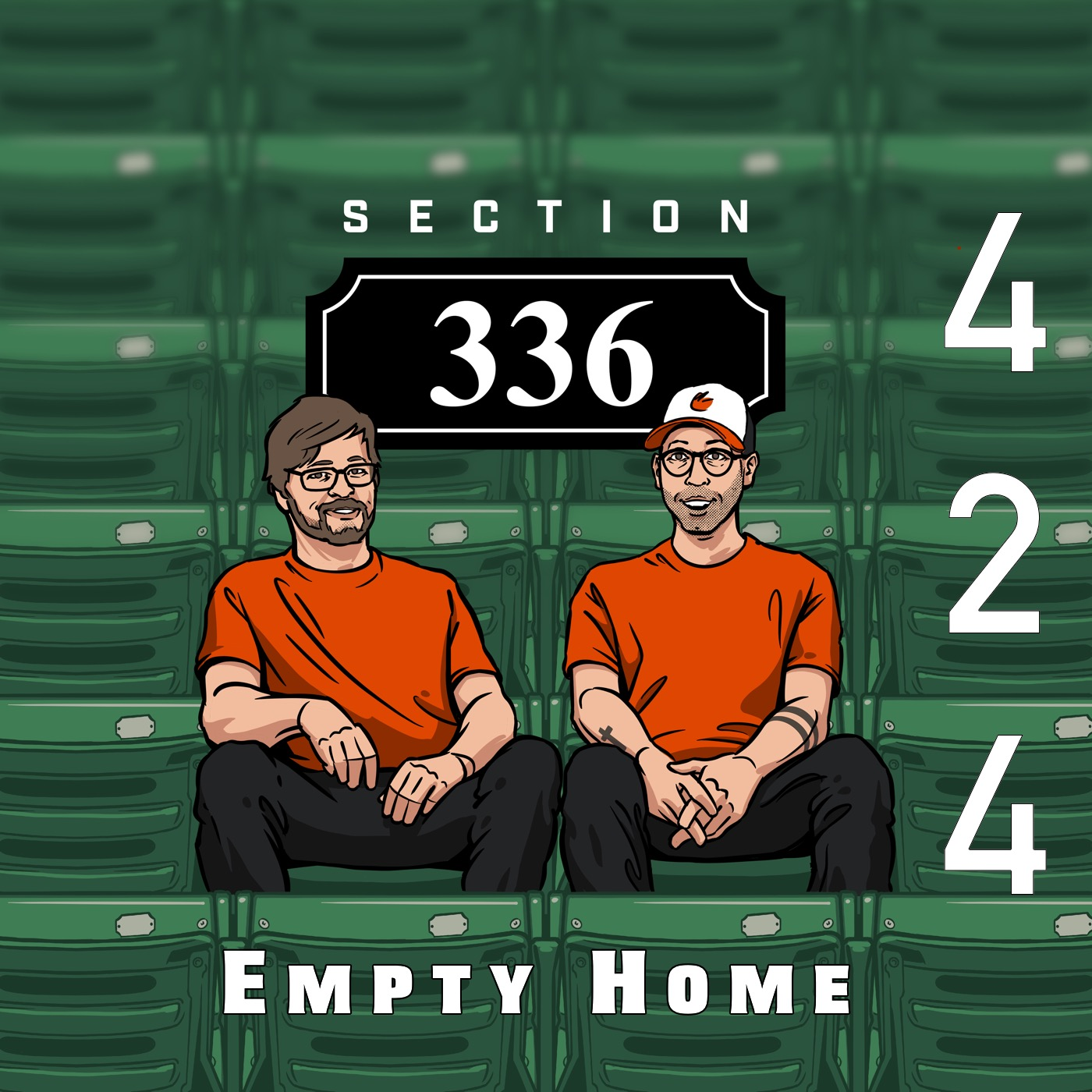 Pod 424. :Empty Home
