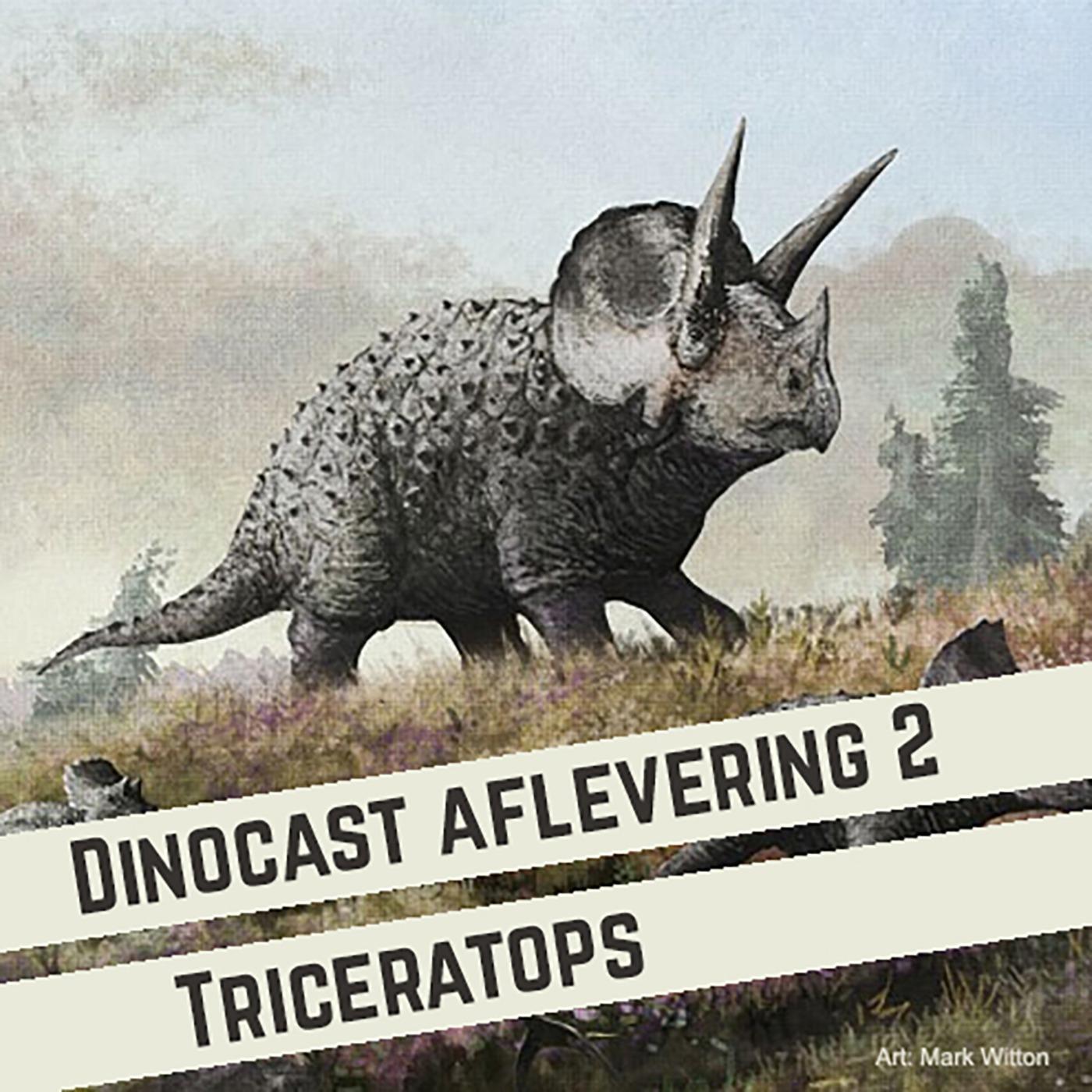 2. Triceratops: driehoornige reus smaakte naar... kipfilet?