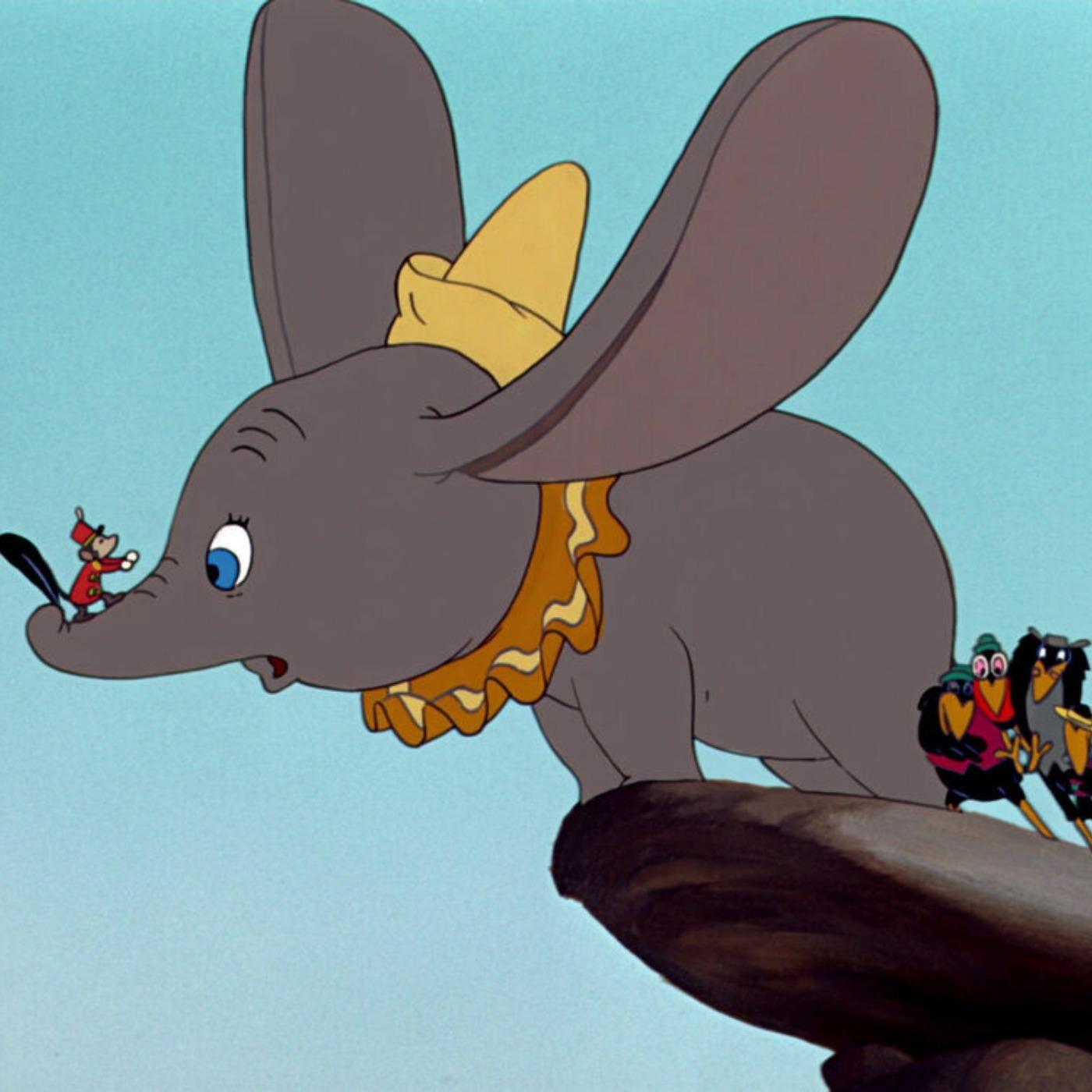 Dumbo Takes Flight