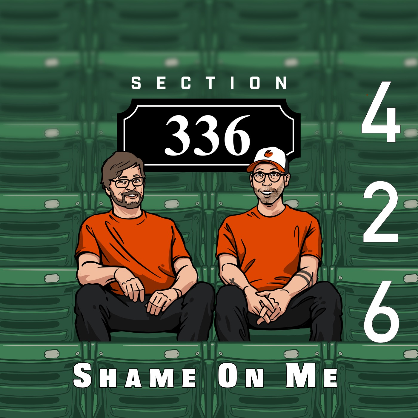 Pod 426 : Shame On Me