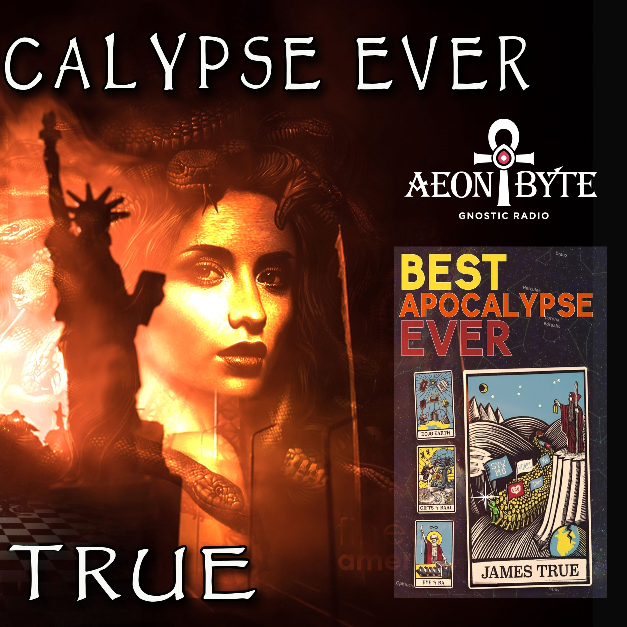James True on the Best Apocalypse Ever