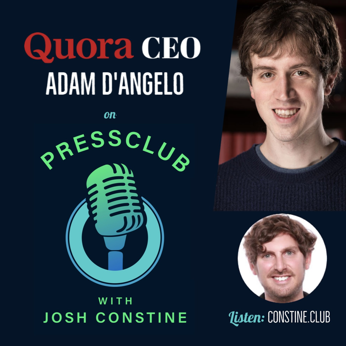 Fee or free: The Future Of Knowledge with Q&A Site Quora's CEO Adam D'Angelo