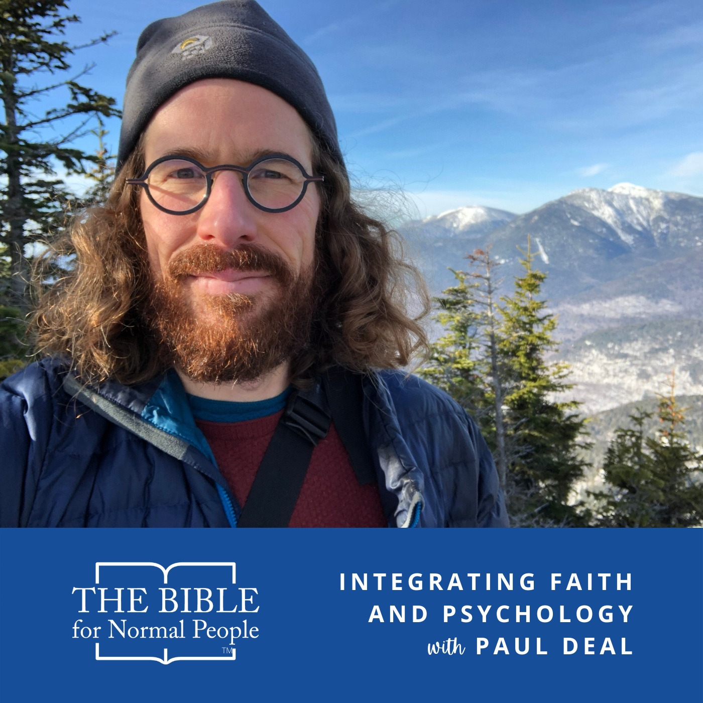 Episode 179: Paul Deal - Integrating Faith and Psychology