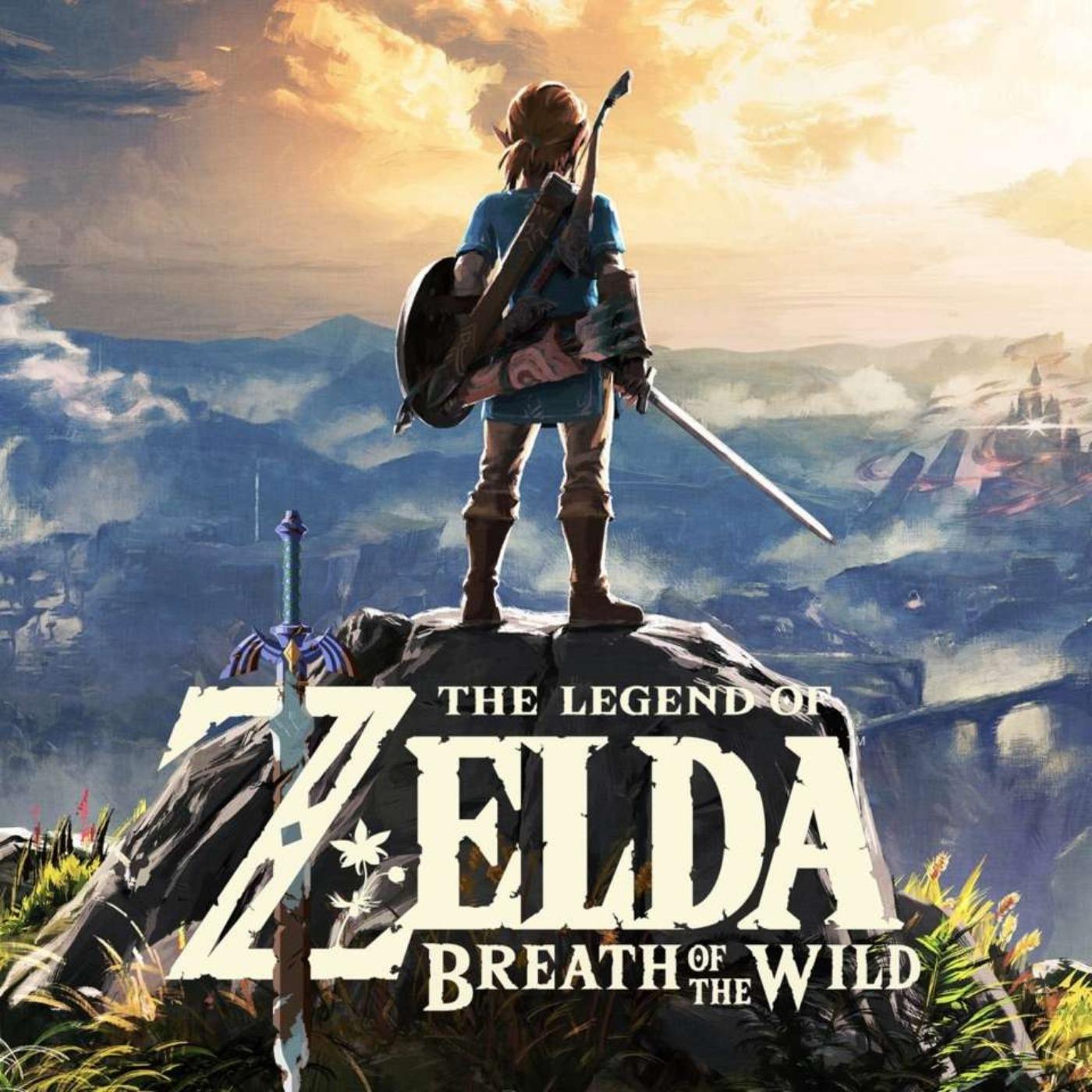 Episod 7: Zelda Breath of the Wild (med Carl-Johan Johansson)